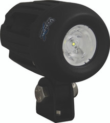 "1.7"" MINI SOLO SINGLE 5-WATT LED 10 DEGREE NARROW BEAM BLUE Vision X XIL-MX110B 9119380"