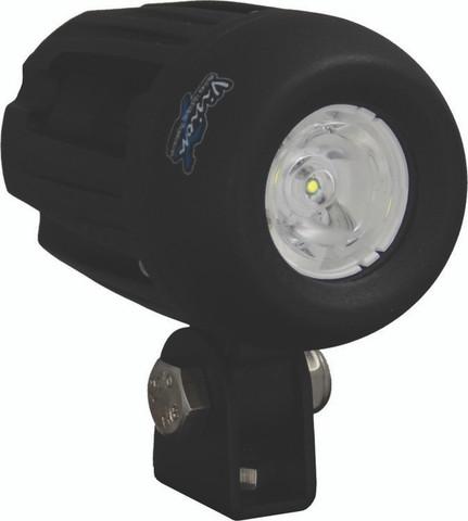 "1.7"" MINI SOLO SINGLE 5-WATT LED 10 DEGREE NARROW BEAM BLUE Vision X XIL-MX110B 9119380"
