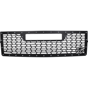 2014-2015 CHEVROLET SILVERADO 1500 Z71 LIGHT BAR STYLE GRILLE WITHOUT LIGHT BAR Vision X XIL-OEGB14CSZ 9912592