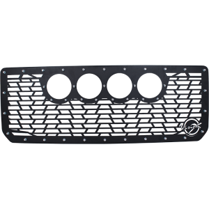 2015-CURRENT GMC SIERRA 2500/3500 CANNON GEN 2 STYLE GRILLE WITHOUT LIGHTS Vision X XIL-OEGC15GHD 9906898