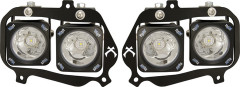 RZR LED Headlight Kit.  Vision X XIL-OEHL08RZR900OPW, 9898629