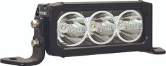 "6"" XPR 10W LIGHT BAR 3 LED SPOT OPTICS FOR XTREME DISTANCE Vision X XPR-3S 9897462"