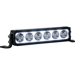 "6"" XPR HALO 10W LIGHT BAR 3 LED SPOT OPTICS FOR XTREME DISTANCE Vision X XPR-H3S 9898544"