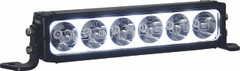 "12"" XPR HALO 10W LIGHT BAR 12 LED SPOT OPTICS FOR XTREME DISTANCE Vision X XPR-H6S 9898537"