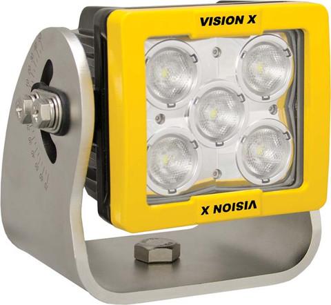 Blacktips Heavy Duty 5 LED 35W 25° - Vision X BHB070525