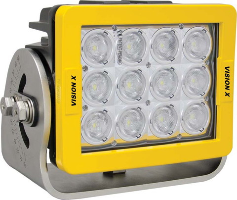 Blacktips Heavy Duty 12 LED 84W 25° - Vision X BHB071225L