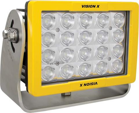 Blacktips Heavy Duty 20 LED 140W 25° - Vision X BHB072025