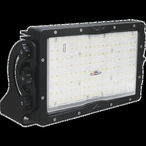 Cube LED Pitmaster 160 LED; Polycarbonate - Vision X CPM160PE