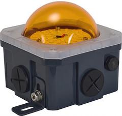 Amber 10-watt J-Box Lens Cover - Vision X LAJ1PCVA