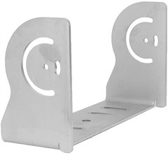 Stainless Steel Trunnion Bracket for 140-watt Highbay - Vision X LAS30TRHD