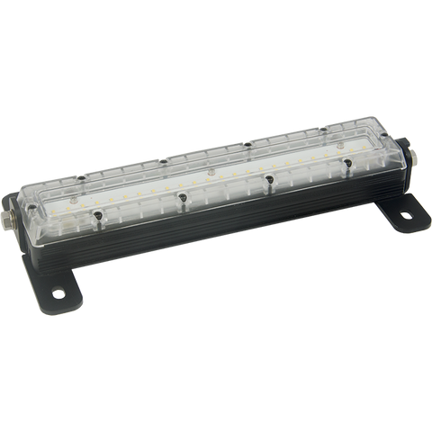 """Cube LED Single 12"""" 48 LED Light Fully Enclosed Package - Vision X CSWS48PE"""