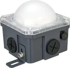 10-Watt Junction Box Lighting Frosted Lens - LSGSM40180F