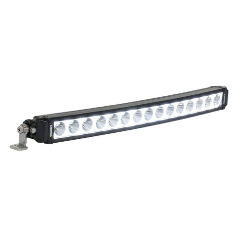 "XPL CURVED LED LIGHT BARS WITH HALO 20""-54"".  XPL-HCxxEMH"