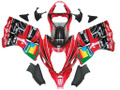 Fairings Suzuki GSX1300R Hayabusa Red Black Jomo  Racing  (1996-2007)