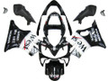 Fairings Honda CBR 600 F4i Black West Racing (2001-2003)