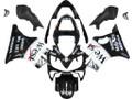 Fairings Honda CBR 600 F4i Black West Racing (2001-2003)
