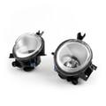 H11 Fog Lights Pair Front Left&Right Lamps For Volkswagen VW Touareg 2003-2009