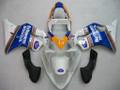 Fairings Honda CBR 600 F4i White Rothmans Honda Racing (2001-2003)