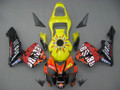 Fairings Honda CBR 600 RR Yellow Black Valentino Rossi Repsol Moto Racing (2003-2004)