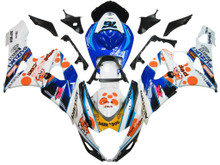 Fairings Suzuki GSXR 1000 Multi-Color pepephone Racing  (2005-2006)