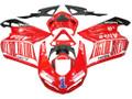 Fairings Ducati 1098 1198 848 Red Alice Racing (2007-2011)
