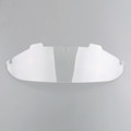 "4.5"" Wave Windshield Windscreen Harley Electra Street Glide Touring, Clear"