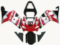 Fairings Suzuki GSXR 1000 Black & Red GSXR Racing  (2000-2002)