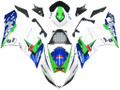 Fairings Suzuki GSXR 1000 Multi-Color Crescent Racing  (2005-2006)