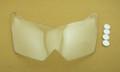 Headlight Lens Shield Cover for Kawasaki Z1000 (2007-2008) Clear