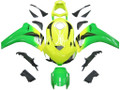 Fairings Honda CBR 1000 RR Yellow Green Honda Racing (2008-2011)