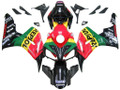 Fairings Honda CBR 1000 RR Red Yellow Green CBR Racing (2006-2007)