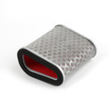 Red Air Cleaner Intake Filter Honda CBF1000 CBF 1000F 2006-2010 2007 2008
