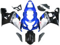 Fairings Suzuki GSXR 600 750 Blue Black Suzuki GSXR Racing  (2004-2005)