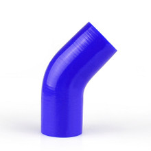 Elbow 45 Degree 90mm 60mm Silicone Pipe Hose Coupler Intercooler Turbo Intake