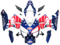 Fairings Honda CBR 600 RR USA Flag Castrol Racing (2003-2004)