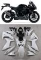 Fairings Plastics Suzuki GSXR600 GSXR750 K11 Black GSXR (2011-2014)