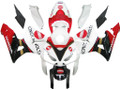 Fairings Honda CBR 600 RR Red White Black Konica Racing (2005-2006)