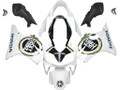 Fairings Honda CBR 600 F4i White Lucky Strike Racing (2004-2007)