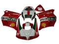 Fairings Ducati 996 Red White Infostrada Racing (1994-2002)
