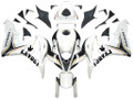 Fairings Honda CBR 600 RR White & Black Playboy Racing (2007-2008)