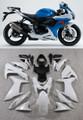 Fairings Plastics Suzuki GSXR600 GSXR750 K11 Blue White GSXR (2011-2014)