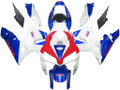 Fairings Honda CBR 600 RR Red White Blue HRC Racing (2005-2006)