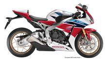 Fairings Honda CBR1000RR HRC White Red Blue Racing (2012-2013-2014-2015-2016)