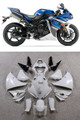 Fairings Plastics Yamaha YZF R1 Blue Black R1 Racing (2013-2014)