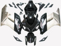 Fairings Honda CBR 1000 RR Black Silver CBR Racing (2004-2005)
