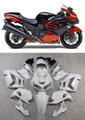 Fairings Plastics Kawasaki ZX14R Ninja Orange Black Racing (2012-2015)