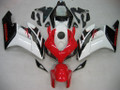Fairings Honda CBR 1000 RR White Red Black CBR Racing (2004-2005)