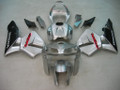 Fairings Honda CBR 600 RR Silver & Black CBR Racing (2005-2006)