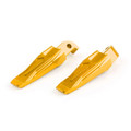 Foot Pegs REAR Pedal Set Yamaha FZ09 FZ07 MT07 MT09 TMAX500 TMAX 530 XP530 XP500 Gold