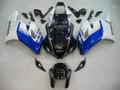 Fairings Honda CBR 1000 RR White Blue Black CBR Racing (2004-2005)